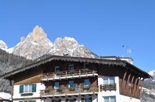 Italy, Val di Fassa - Carezza, Pozza di Fassa, Hotel Meida
