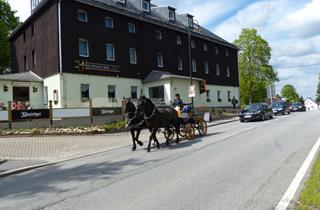 Germany, Erzgebirge, Oberwiesenthal, Hotel Schwarzes Ross