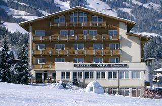 Austria, Zillertal, Fügen, Hotel Elisabeth
