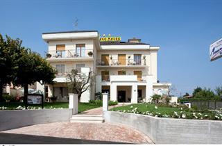 Italy, Lake Garda, Sirmione, Hotel Mauro