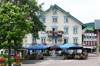 Germany, Oberstaufen, Hotel Adler