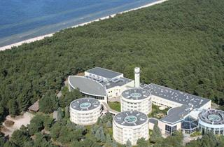 Poland, Baltic Sea Coast, Dzwirzyno, Hotel Senator