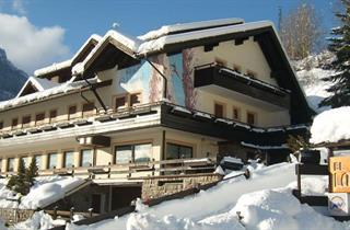 Italy, Alpe Lusia / San Pellegrino, Moena, Hotel El Laresh