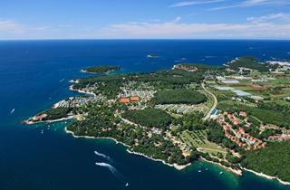 Croatia, Istria, Vrsar, Hotel Vrsar