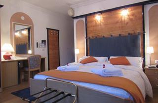 Italy, Alpe Lusia / San Pellegrino, Falcade, Hotel Arnica