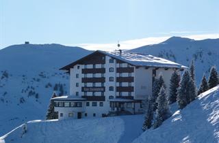 Austria, Kitzbuhel Alps, Kitzbühel, Hotel Ehrenbachhöhe