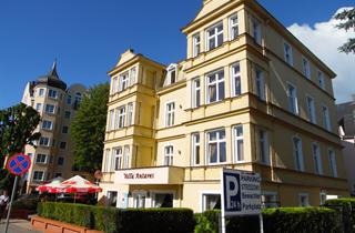 Poland, Baltic Sea Coast, Świnoujscie, Villa Antares I & II