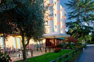 Italy, Northern Adriatic Riviera, Grado, Hotel Plaza