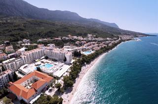 Croatia, Makarska Riviera, Tučepi, Bluesun Hotel Alga