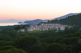 Italy, Tuscany, Castiglione della Pescaia, Residence Park Solemaremma