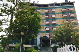 Italy, Central Adriatic Riviera, Cattolica, Hotel Murex