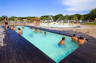 Italy, Central Adriatic Riviera, Cesenatico, Cesenatico Camping Village