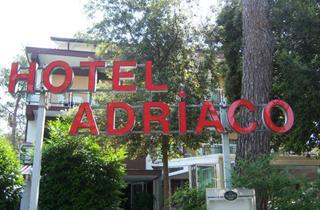 Italy, Northern Adriatic Riviera, Grado, Hotel Adriaco