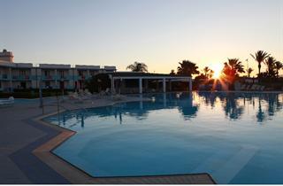 Italy, Sicily, Castelvetrano, Hotel Club Esse Selinunte Beach
