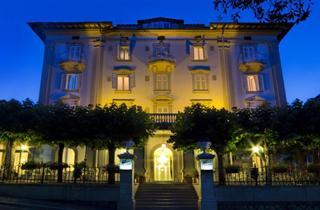 Italy, Tuscany, Chianciano Terme, Hotel Alexander Palme