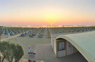 Italy, Central Adriatic Riviera, Cesenatico, Hotel Week-End