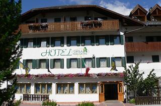 Italy, Alpe Lusia / San Pellegrino, Falcade, Hotel Orsa Maggiore