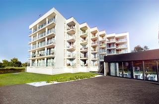 Poland, Baltic Sea Coast, Kolobrzeg, Marine Hotel by Zdrojowa