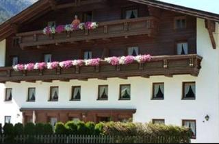 Austria, Pitztal, St. Leonhard im Pitztal, Gästehaus Kirschner