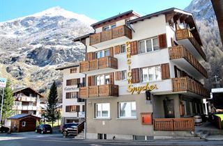 Switzerland, Saas Fee – Saastal, Saas Almagell, Hotel Spycher