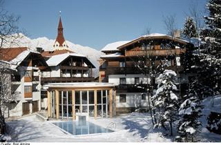 Austria, Olympia SkiWorld Innsbruck, Igls, Hotel Bon Alpina