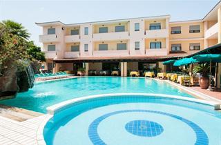 Italy, Sardinia, Orosei, Hotel Maria Rosaria