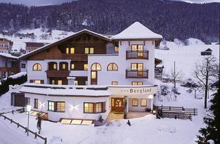 Austria, Pitztal, St. Leonhard im Pitztal, Hotel Bergland