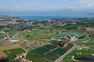 Italy, Lake Garda, Castelnuovo del Garda, Parc Hotel