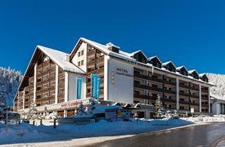 Switzerland, Flims Laax Falera, Laax, Hotel Laaxerhof