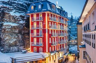 Austria, Gasteinertal, Bad Gastein, Hotel Eden Rock