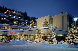 Switzerland, St. Moritz – Engadin, St. Moritz, Hotel Europa