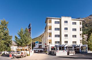 Switzerland, St. Moritz – Engadin, St. Moritz, Hotel Laudinella
