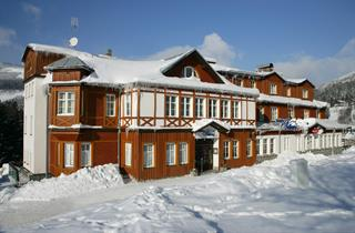 Czech Republic, Spindleruv Mlyn, Špindlerův Mlýn, Hotel Snezka