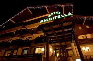 Italy, Civetta, Selva di Cadore, Hotel Nigritella