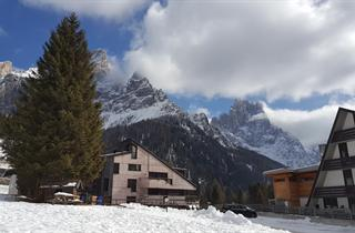 Italy, San Martino di Castrozza (Passo Rolle), San Martino di Castrozza, Ski Residence