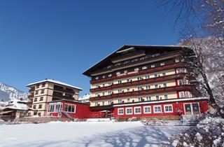 Austria, Gasteinertal, Bad Hofgastein, Hotel AKZENT Germania