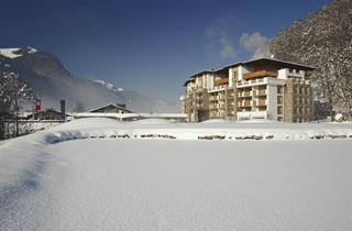 Austria, Kitzbuhel Alps, Kitzbühel, Hotel Grand Tirolia Kitzbühel