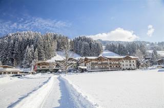 Austria, Kitzbuhel Alps, Kirchberg, Hotel Elisabeth