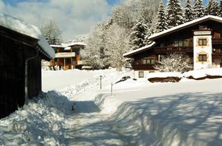 Austria, Kaiserwinkl, Schwendt, Appartementhaus Sonnenhof