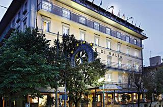 Italy, Tuscany, Montecatini Terme, Grand Hotel Croce di Malta Wellness & Golf