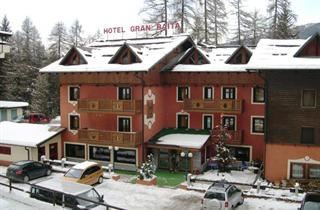 Italy, Val di Sole, Folgarida, Hotel Gran Baita