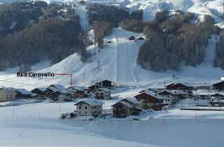Italy, Livigno, Apartments Bait Carosello