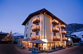 Italy, Livigno, Hotel Angelica