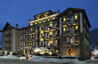 Italy, Bormio / Alta Valtellina, Bormio, Hotel San Lorenzo