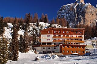 Italy, Val Gardena - Groeden, Selva di Val Gardena, Hotel Meisules