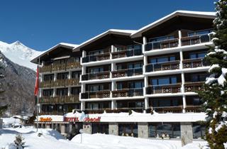 Switzerland, Saas Fee – Saastal, Saas Almagell, Hotel Kristall-Saphir