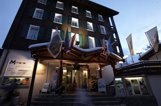 Switzerland, Saas Fee – Saastal, Saas Fee, Best Western Metropol Grand Hotel