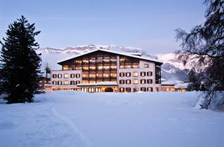 Switzerland, Flims Laax Falera, Flims, Hotel Adula