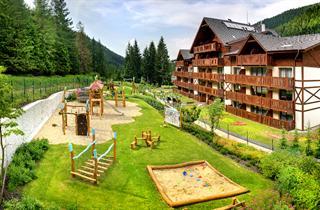 Slovakia, Opalisko, Liptovský Mikuláš, Wellness Hotel Chopok