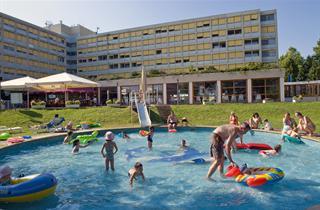 Hungary, Balaton, Tihany, Hotel Club Tihany